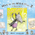 3rdCD 「MAX to the MAX !!! Vol.3 in Concert」