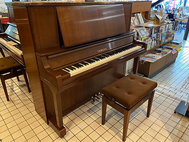 ヤマハ 再調整ピアノ YU50Wn